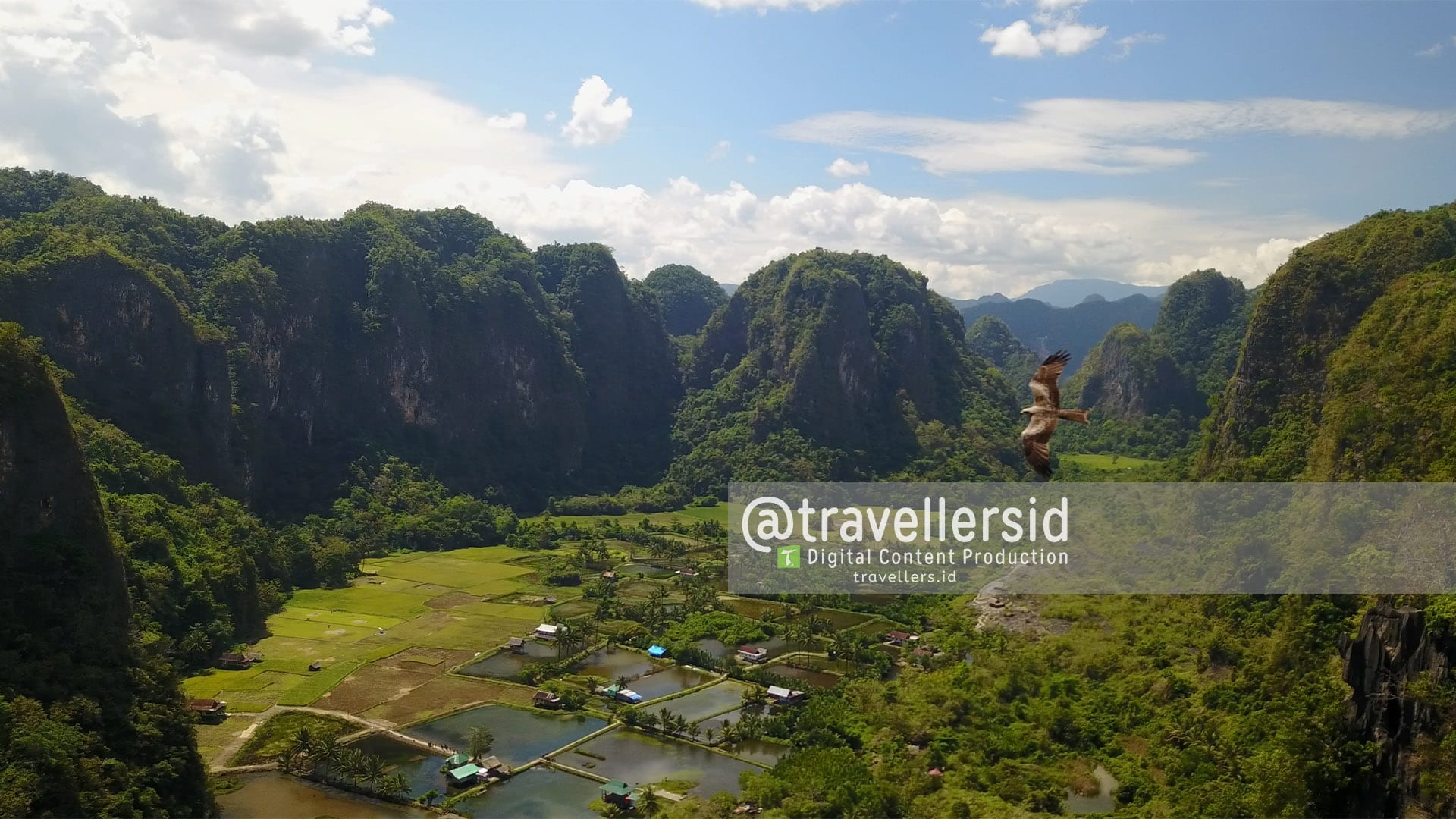 Rammang-rammang, Maros, South Sulawesi, Indonesia