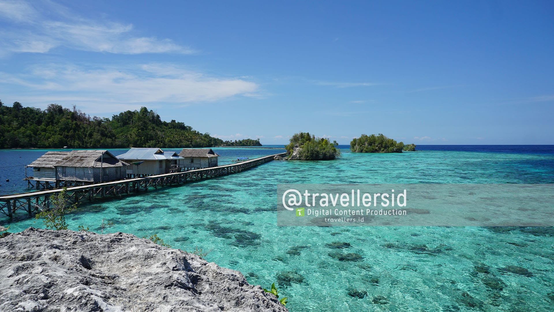 Papan Island, Togean Islands National Park, Tojo Una-una, Central Sulawesi, Indonesia