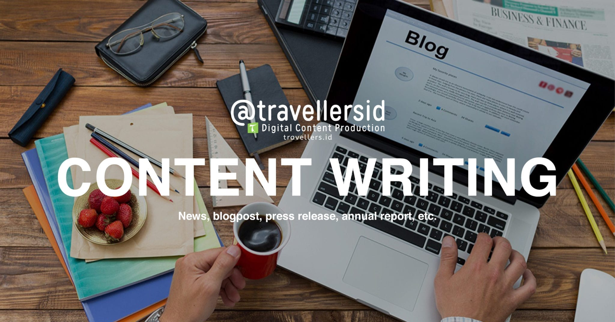 @TravellersID Content Writing Services