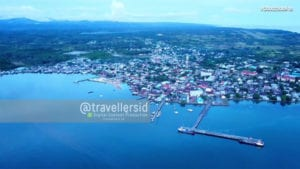 Daruba City, Morotai, North Maluku, Indonesia