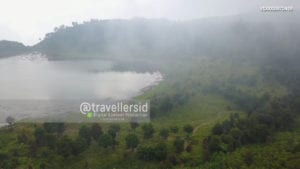Dringo Lake, Dieng, Banjarnegara, Central Java, Indonesia
