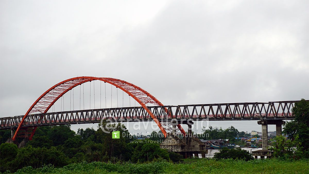 Kahayan Bridge, Palangka Raya, Central Kalimantan