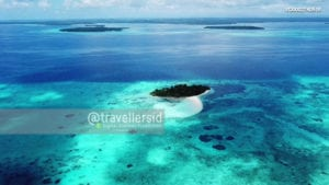Kei Islands Landscape, Southeast Maluku, Indonesia