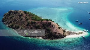 Kelor Island near Komodo National Park, West Manggarai, Flores, NTT, Indonesia