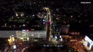 Simpang Lima, Semarang, Central Java, Indonesia