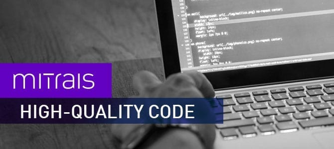 High Quality Code at Mitrais