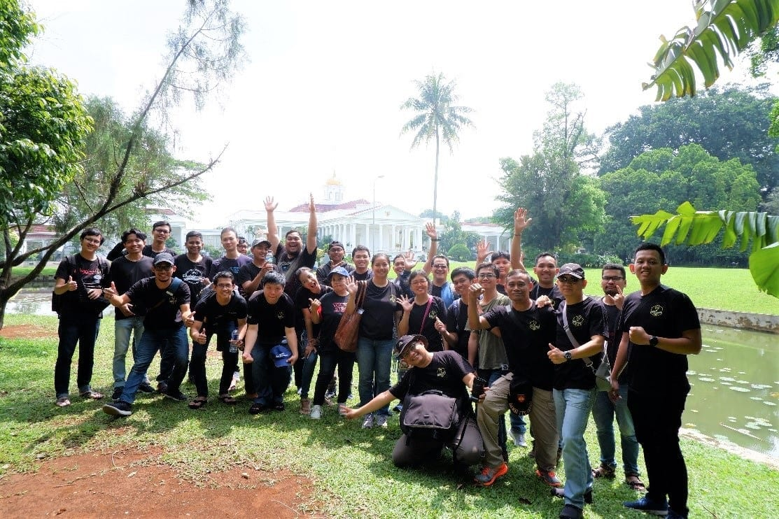 Mitrais Jakarta staff on the 1st outing 2019 image 1